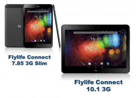 Планшет Flylife Connect 7,85 3G Slim
