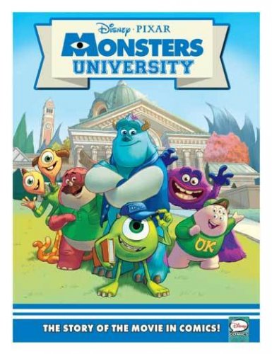Monsters University (Университет монстров)